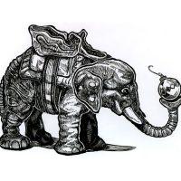 illustration-elephant