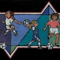 illustration-soccer-girls