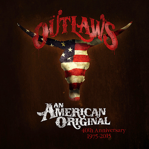 Outlaws An American Original poster design