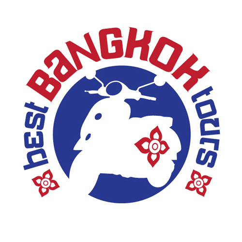 Best Bangkok Tours logo design