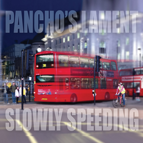 Pancho's Lament CD cover design