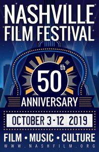 Nashville Film Festival poster design